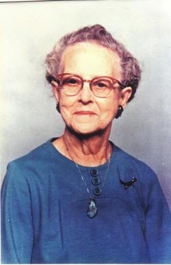 Erma M. <i>Buzzard</i> Fowler