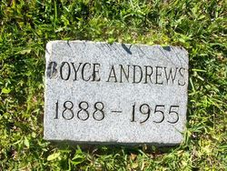Boyce Andrews