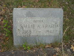 Sallie A <i>Lance</i> Frady