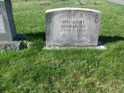 Avis Ashby Roudabush