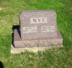 Irene Y. <i>Yarbrough</i> Nye