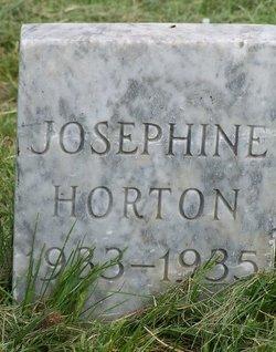 Josephine Horton
