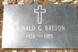 Donald G. Breton