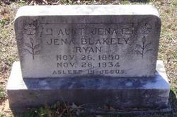 Jena <i>Blakley</i> Ryan