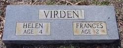 Frances Virden