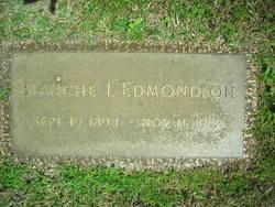 Blanche I. Edmondson