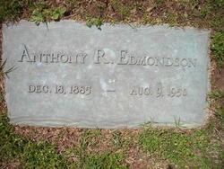 Anthony R. Tobe Edmondson