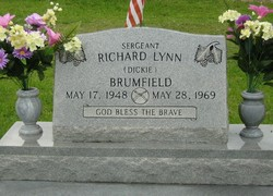Sgt Richard Lynn Dickie Brumfield