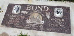 Sherry Lynn <i>Simons</i> Bond