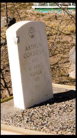 PFC Arthur Cordova