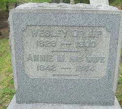 Anna Maria Annie <i>Van Trump</i> Orlup