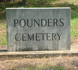 Pounders Cemetery