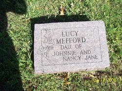 Lucy Mefford