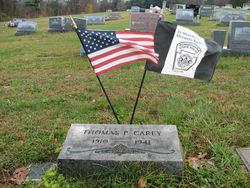 Pvt Thomas P. Carey