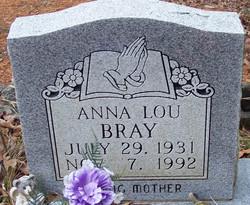 Anna Lou <i>Sharp</i> Bray