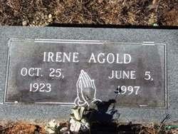 Irene Alfrieda Agold