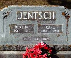 Bertha <i>Juncker</i> Jentsch