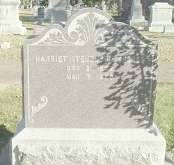 Harriett <i>Stevenson</i> Shores