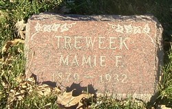 Mamie Frances <i>Williams</i> Treweek