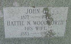 Hattie N. <i>Woodworth</i> Atchinson