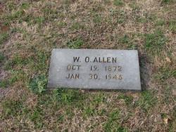William Oliver Allen