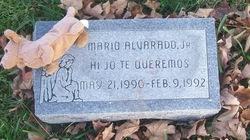 Mario Alvarado, Jr