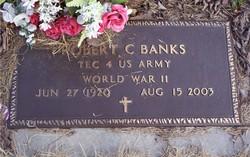 Robert C Banks