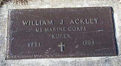 William J. Ackley