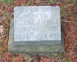 Minerva Mary Holmes