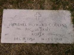 Pvt Hershel Howard Collins
