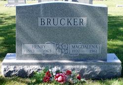 Henry Brucker