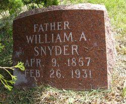 William Anderson Snyder
