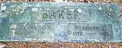 Earnest A. Baker