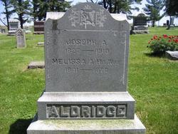 Melissa Ann <i>Harter</i> Aldridge