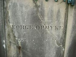 George Opdyke