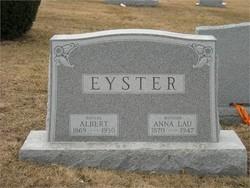 Anna <i>Lau</i> Eyster