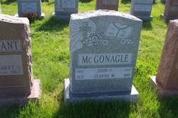 Jeanne M. <i>Dudley</i> McGonagle