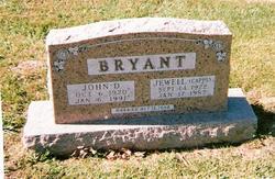 Jewell <i>Capps</i> Bryant