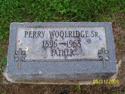 Perry Edward Woolridge, Sr