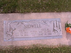 Alice Marie <i>Brockway</i> Sidwell