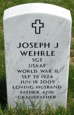 Joseph J. Wehrle