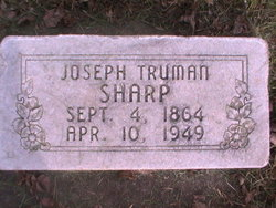 Joseph Truman Sharp