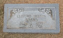 Clifford Milton Adams