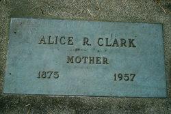 Alice Rose <i>Carmack</i> Clark