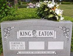 Corinne <i>Lang</i> Eaton
