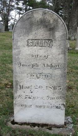 Sally Abbott