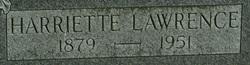Harriette Lawrence Mayo