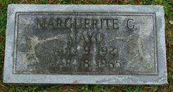Marquerite G. Mayo