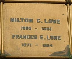 Milton C Mike Lowe