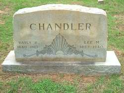 Daisy D <i>Chandler</i> Chandler